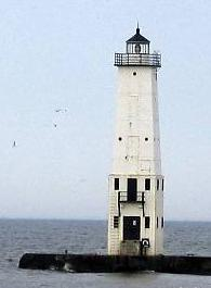 Frankfort Lighthouse- Wikipedia